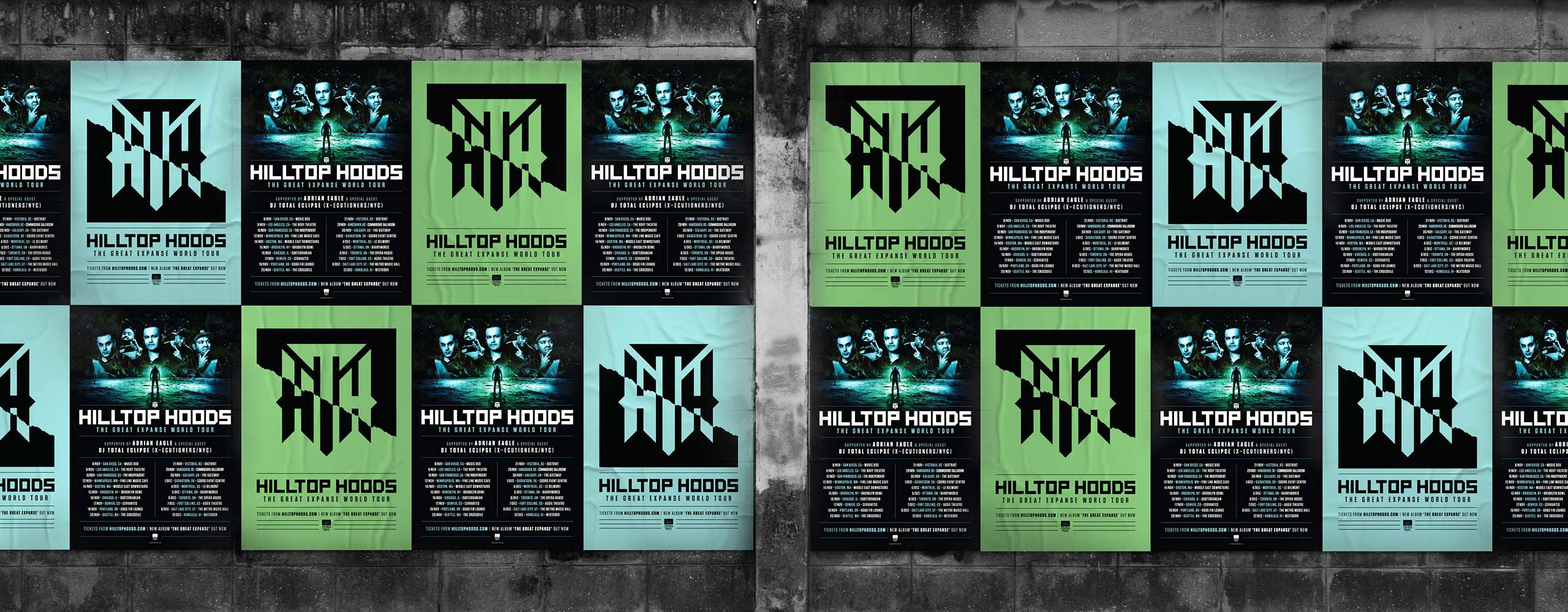 HILLTOP HOODS WORLD TOUR